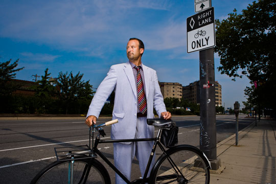 Fighting for Philadelphia Cyclists in Court